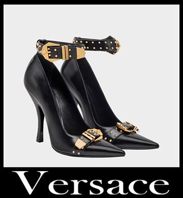 New Arrivals Versace Footwear For Women 4