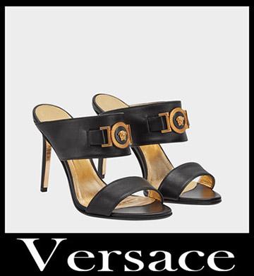 New Arrivals Versace Footwear For Women 5