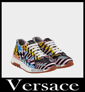 New Arrivals Versace Footwear For Women 9