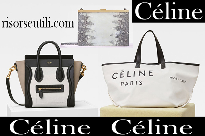 New Arrivals Bags Céline 2018 Handbags women