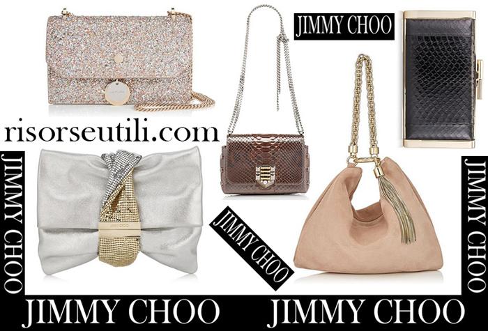 New Arrivals Bags Jimmy Choo 2018 Handbags Women