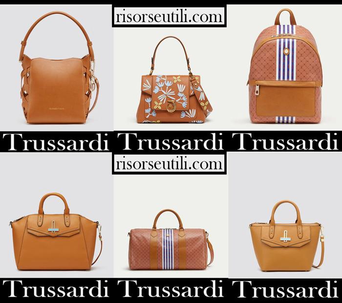 New Arrivals Bags Trussardi 2018 Handbags For Women
