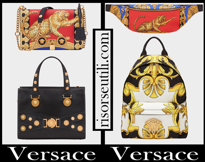 New Arrivals Bags Versace 2018 Handbags women