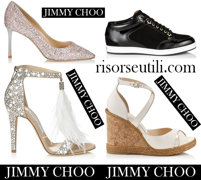 New Arrivals Shoes Jimmy Choo 2018 Footwear