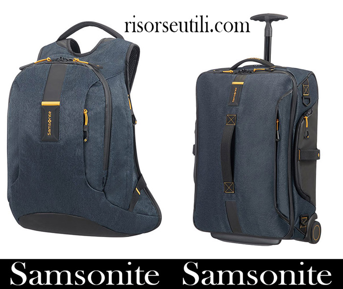 New Arrivals Travel Bags Samsonite 2018 Women