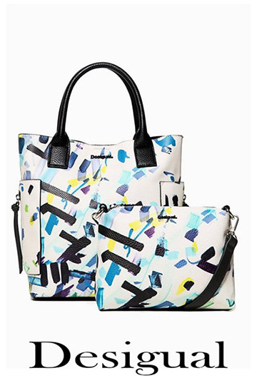 New Bags Desigual 2018 New Arrivals For Women 1