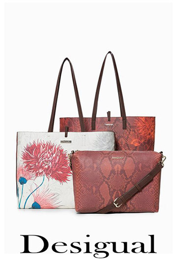 New Bags Desigual 2018 New Arrivals For Women 10