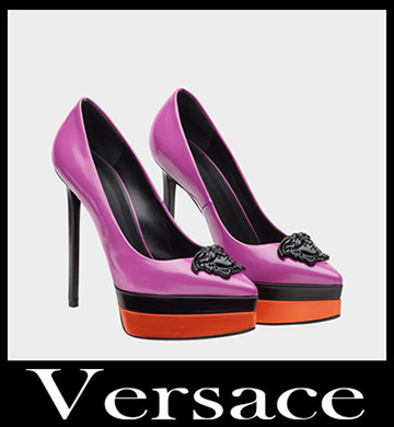 New Shoes Versace 2018 New Arrivals For Women 1