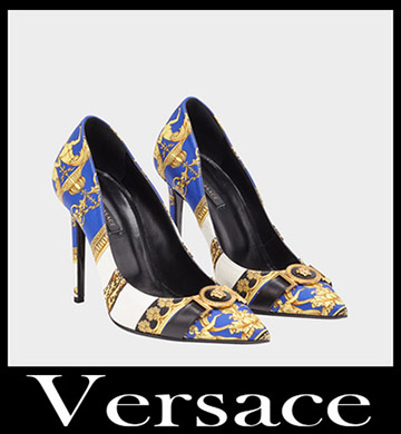 New Shoes Versace 2018 New Arrivals For Women 3
