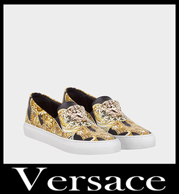 New Shoes Versace 2018 New Arrivals For Women 8