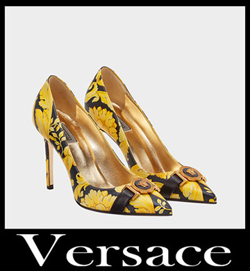 New Shoes Versace 2018 New Arrivals For Women 9