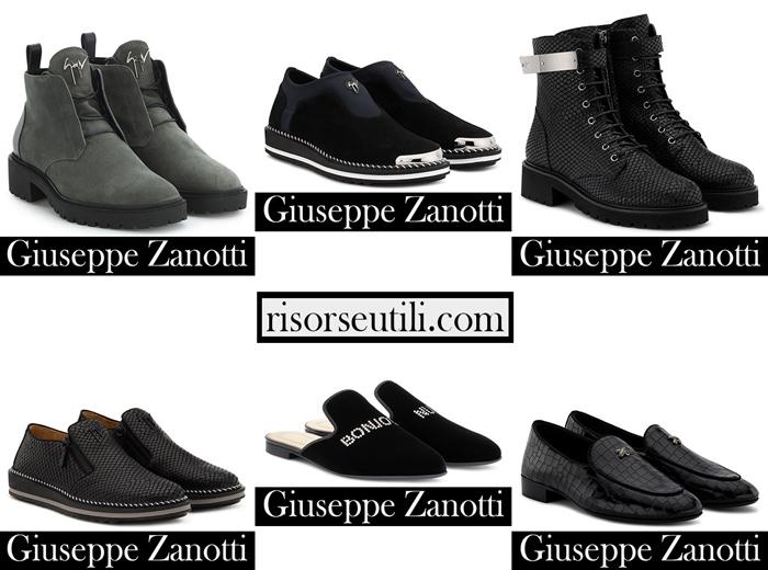 New Arrivals Shoes Zanotti 2018 2019 Footwear Men