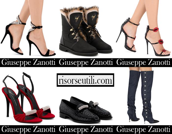New Arrivals Shoes Zanotti 2018 2019 Footwear