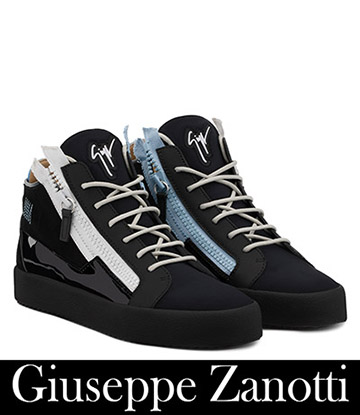 New Sneakers Zanotti 2018 2019 New Arrivals Men 4