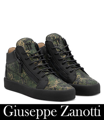 New Sneakers Zanotti 2018 2019 New Arrivals Men 9