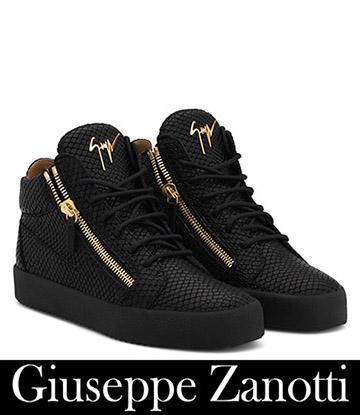 Shoes Zanotti Sneakers Men Fashion Trends 1