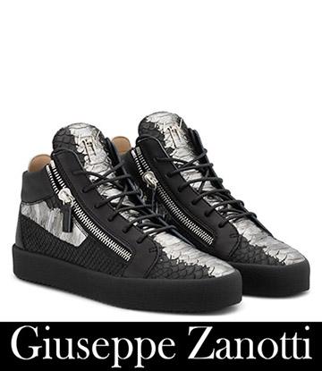 Shoes Zanotti Sneakers Men Fashion Trends 11