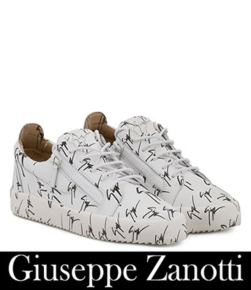 Shoes Zanotti Sneakers Men Fashion Trends 2