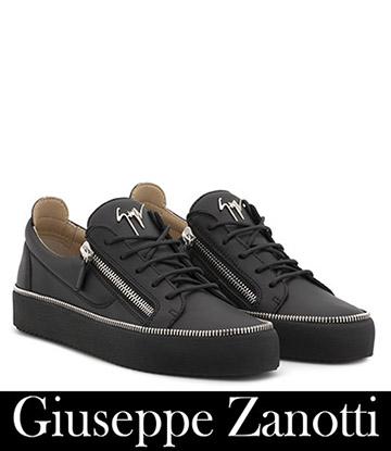 Shoes Zanotti Sneakers Men Fashion Trends 4