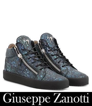 Shoes Zanotti Sneakers Men Fashion Trends 8