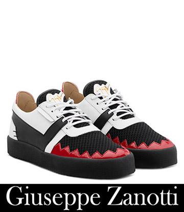 Shoes Zanotti Sneakers Men Fashion Trends 9