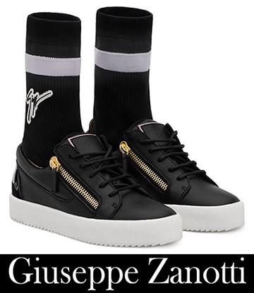 Shoes Zanotti Sneakers Women Fashion Trends 2