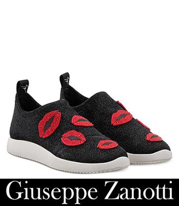 Shoes Zanotti Sneakers Women Fashion Trends 4