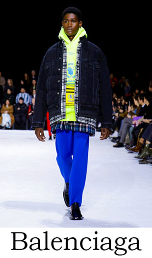 Clothing Balenciaga 2018 2019 New Arrivals Men's 2