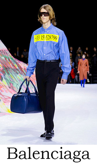 Clothing Balenciaga 2018 2019 New Arrivals Men's 3