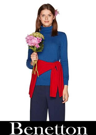 Clothing Benetton 2018 2019 New Arrivals Women's 3