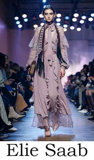 Clothing Elie Saab 2018 2019 New Arrivals Women's 3
