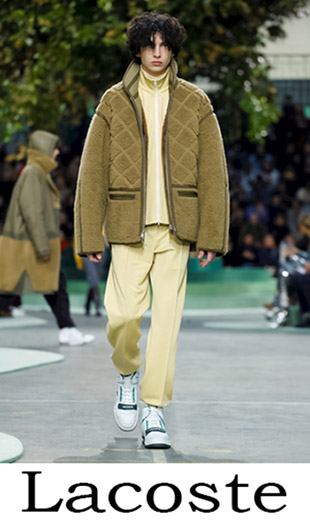 Clothing Lacoste 2018 2019 New Arrivals Men's 3