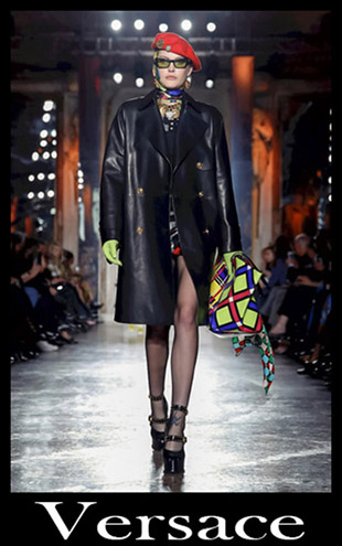 Clothing Versace 2018 2019 New Arrivals Women's 2
