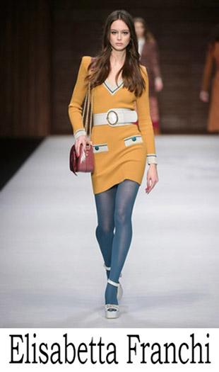 Fashion Elisabetta Franchi 2018 2019 New Arrivals Women's 3