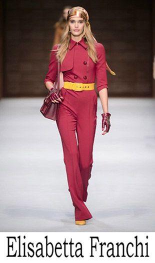 Fashion Elisabetta Franchi 2018 2019 New Arrivals Women's 4