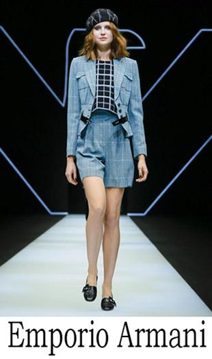 Fashion Emporio Armani 2018 2019 New Arrivals Women's 2