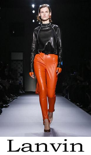 Fashion Lanvin 2018 2019 New Arrivals Women's 1