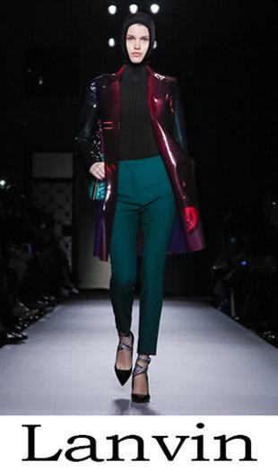 Fashion Lanvin 2018 2019 New Arrivals Women's 3
