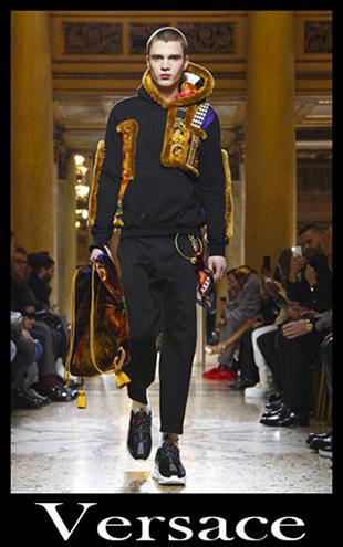 Fashion Versace 2018 2019 New Arrivals Men's 1