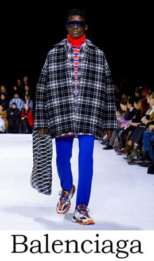 Fashion Trends Balenciaga Fall Winter Men's 2