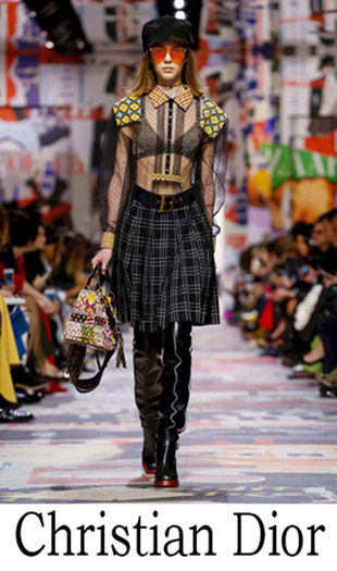 Fashion Trends Christian Dior Fall Winter Women's 1