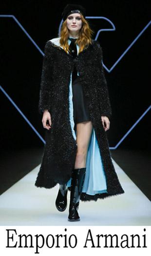 Fashion Trends Emporio Armani Fall Winter Women's 1