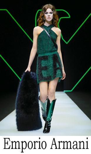 Fashion Trends Emporio Armani Fall Winter Women's 2