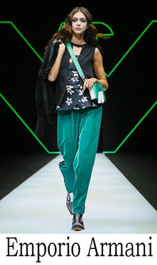 Fashion Trends Emporio Armani Fall Winter Women's 3