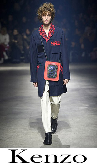 Fashion Trends Kenzo Fall Winter Men's 2