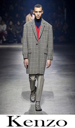 Fashion Trends Kenzo Fall Winter Men's 3