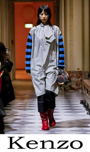 Fashion Trends Kenzo Fall Winter Women's 1