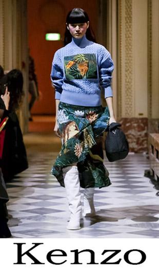 Fashion Trends Kenzo Fall Winter Women's 2