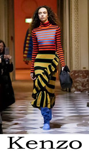Fashion Trends Kenzo Fall Winter Women's 3
