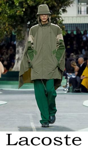Fashion Trends Lacoste Fall Winter Men's 1